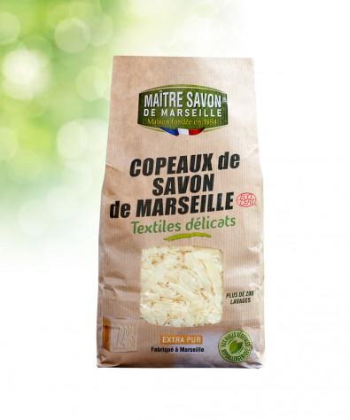 Shavings-de-soap-de-Marseille-soaps of the Midi-PRODEF