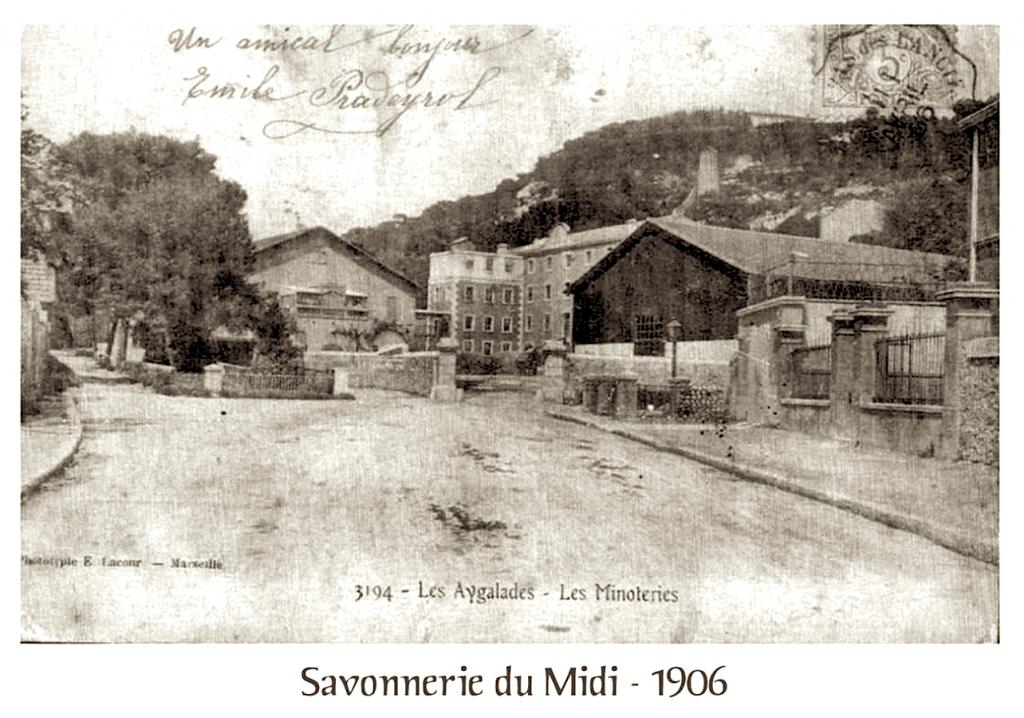 Midi Soap in 1906