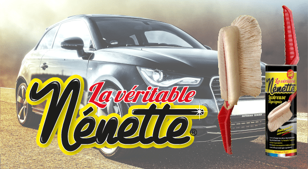 La Nenette lustreuse veritable - Compagnie du Midi